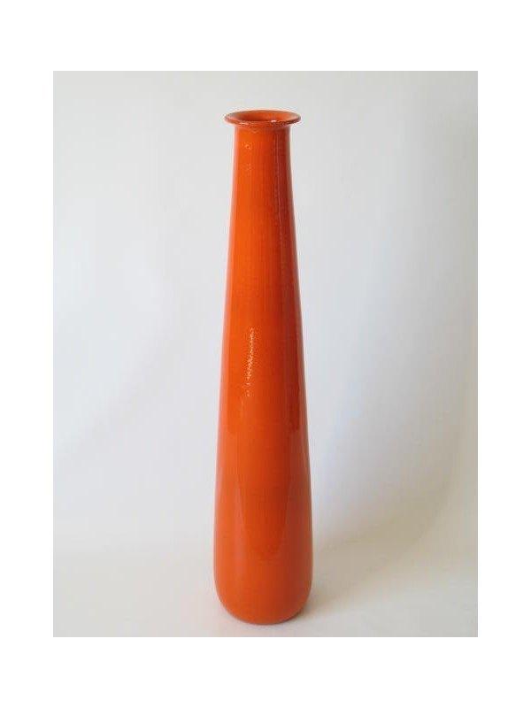 Jarrones Grandes Baratos Jarrón De Cerámica Color Naranja